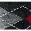 SmartWool Striped Diamond Gym Black close