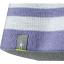 SmartWool Kids Warm Floral Stripe Hat Lavender close