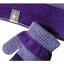 SmartWool Baby Split Stripe Hat Mitt Set Grape close
