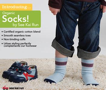 See Kai Run Organic Socks Picture