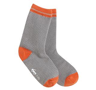See Kai Run Socks Chevron Deluxe 1