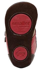 Smaller by See Kai Run Nikolai Brown sole