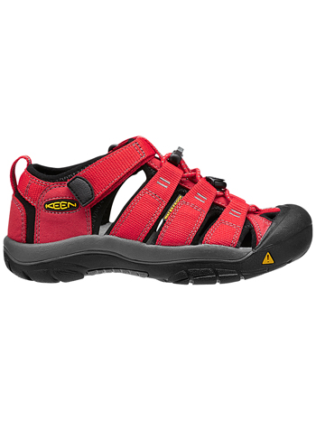 KEEN Newport H2 Ribbon Red/Gargoyle (Kids/Youth)