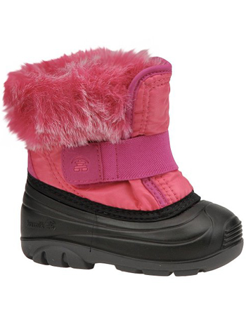 Kamik Sugarplum Dark Pink Toddler