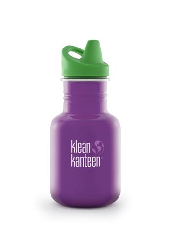 Klean Kanteen 12oz Sippy Sugar Plum