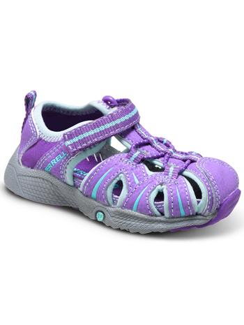 5be5f35dd193 Merrell Hydro Sandal Purple Blue (Toddler)
