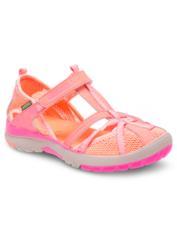 Merrell Hydro Monarch Sandal Coral (Kids/Youth)