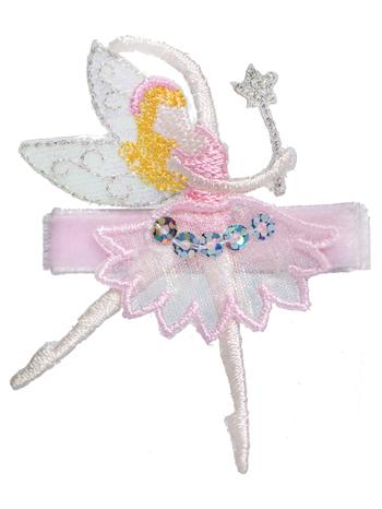 No Slippy Hair Clippy Emma Fairy Pink