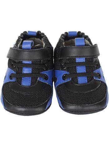 Robeez Mini Shoez Henry Black