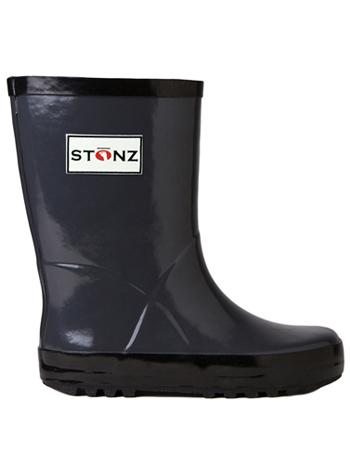 Stonz Rain Bootz Grey/Black
