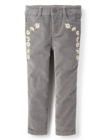 Tea Collection Cinta Embroidered Piper Pants