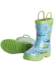 Hatley Helicopter Rain Boots