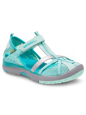 Merrell Hydro Monarch Sandal Turquoise (Kids/Youth)