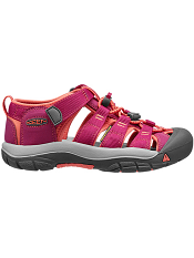 KEEN Newport H2 Very Berry/Fusion Coral (Kids/Youth)