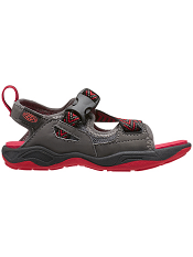 KEEN Rock Iguana Magnet/Racing Red (Kids/Youth)
