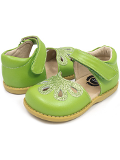 Livie & Luca Petal Grass Green (Toddler/Kids)