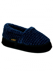 Acorn Tex Moc Blue Check
