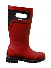 Bogs Tacoma Insulated Rain Boots Red