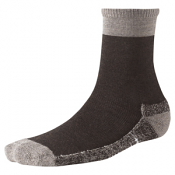 SmartWool Kids Hiker Street Chocolate Heather