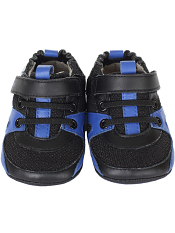 Robeez Mini Shoez Henry Black