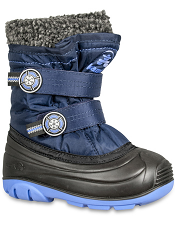 Kamik Snowjoy Navy Toddler