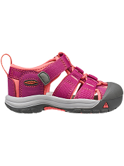 KEEN Newport H2 Very Berry/Fusion Coral (Toddler)