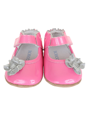 Robeez Mini Shoez Mia Azalea Pink