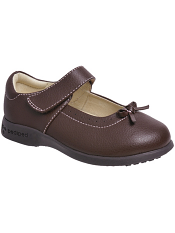 pediped Flex Isabella Choc Brown