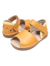 Livie & Luca Kea Yellow (Toddler/Kids)