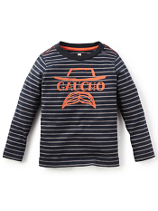 Tea Collection Gaucho Graphic Tee