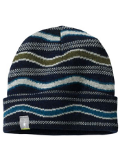 Smartwool Tectonic Hat Deep Navy Heather Baby/Toddler