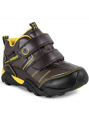 pediped Flex Max Brown/Yellow
