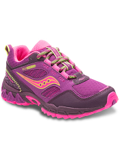 Saucony Girls Excursion Berry/Pink (Kids/Youth)