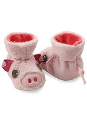 Acorn Easy Critter Bootie Piggy