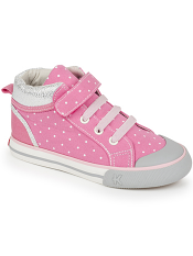 Kai by See Kai Run Peyton Hot Pink Dots