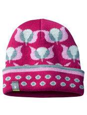 Smartwool Tulip Hat Berry Heather Baby/Toddler