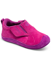 Merrell Jungle Moc Baby Fuchsia (Soft Sole)