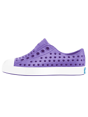 Native Jefferson Iridescence Techno Purple (Toddler/Kids)