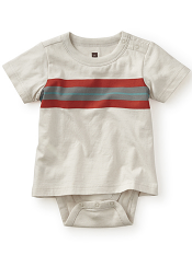 Tea Collection Venice Sunset Bodysuit Tee (Baby Boys)