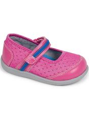 See Kai Run Westport Hot Pink