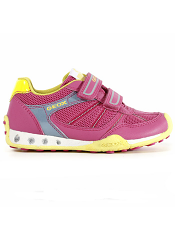 Geox New Jocker Youth Fuchsia